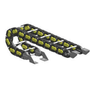 Aluminium bar cable chain